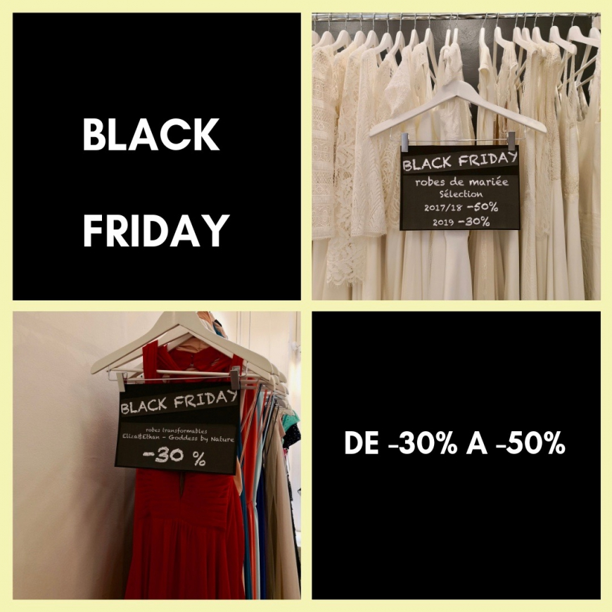 black friday; robe mariee pas chere; solde; promotion; robe mariee Aix en Provence; marseille